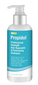 Propidol Shampoo - Hair Regrowth and Thickening Shampoo. Contains Biotin & Powerful DHT Blockers to Reduce Hair loss, Stimulate growth, and Promote Thicker, Fuller, Softer More Voluminous Hair.
