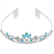 New Crystal Rhinestone Wedding Bridal Prom Party Headband Hair Tiara Jewellery Princess Crown