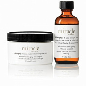 Philosophy Miracle Worker Miraculous Anti-ageing Retinoid Pads ~ Large Size ~ 60 Pads & 60ml Solution