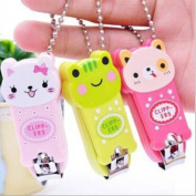 Creative cute cartoon panda nail clippers nail scissors nail clippers OFFICE-104