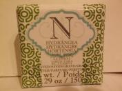 Engraved *Hydrangea* Body Soap