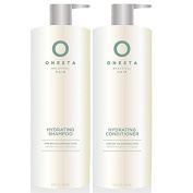 Onesta Hydrating Shampoo and Conditioner, 31 Fluid Ounce