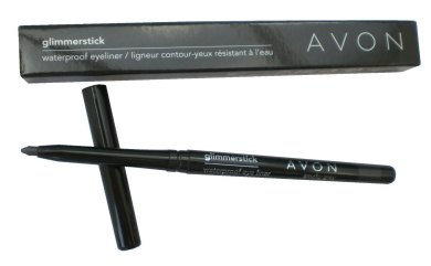 Avon Glimmerstick Eye Liner Approximately 12Cm Long Smoky Grey