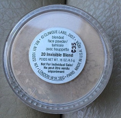 Clinique Blended Face Powder 20 Invisible Blend Travel Size 5ml