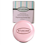 Rivecowe Brightening Powder Pact SPF 30 PA++ 12g No.21 Natural Beige