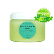 350ml Green Tea Matcha Butter Refined Organic 100% Pure