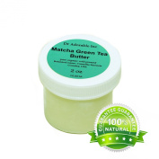 60ml Green Tea Matcha Butter Refined Organic 100% Pure