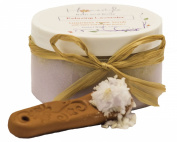 Relaxing Lavender Sugar Scrub with Shea and Mango Butters