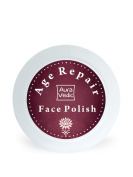 Auravedic Age Repair Face Polish with Pomegranate and Grapeseed