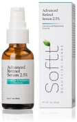Softt Beauty Skincare Advanced Retinol Serum 2.5% The BEST Anti Wrinkle, Anti Ageing Serum For Your Face