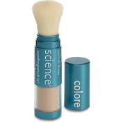 Colorescience Sunforgettable Mineral Sunscreen Brush SPF 30 - Medium