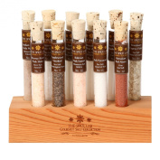 The Spice Lab Gourmet Sea Salt Sampler Collection 1
