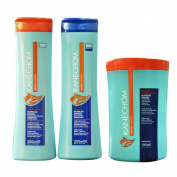 Kanechom Argan Intense Nutrition Shampoo + Conditioner & Hair Cream
