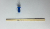1 Single Craft Stirring Mixing and Blending Stick for Arts, Nails, and Crafts Tool