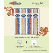 Fabric Editions Palette Windsong Quilt Design Project Sheet