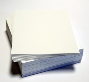 topseller100, Pack of 50 sheets 11x14 UNCUT mat matboard WHITE Colour