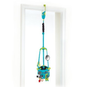 Bright Starts Bounce N Spring Deluxe Door Jumper (Discontinued by Manufacturer) by Bright Starts