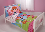 Lalaloopsy 4 Piece Toddler Set, One of a Kind by Crown Crafts Inc