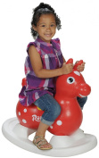 Gymnic Rock 'n' Rody (Rody and Base in Box)-Red