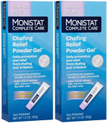 Monistat Complete Care Chafing Relief Powder Gel, 45ml