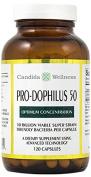 Pro-Dophilus (120 Capsules) 50 Billion Viable Super Strain Friendly Bacteria
