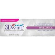 Crest 3d White Brilliance Mesmerising Enamel-safe Mint Toothpaste, 120ml