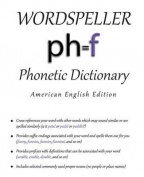 Wordspeller Phonetic Dictionary