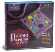 Craft-tastic Needle Felt Purse Kit