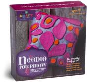 Craft-tastic Needle Felt Pillow Kit
