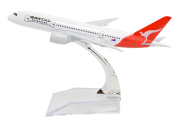 1:400 16cm Boeing B787 Qantas Metal Aeroplane Model Plane Toy Plane Model