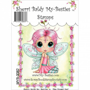 My-Besties MYB82 Clear Stamp, Wee Winged Ones, 10cm x 15cm