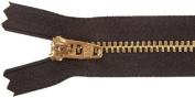 Jean Zipper 18cm -Black