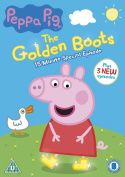 Peppa Pig Golden Boots DVD  [Region 4]
