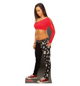 AJ - WWE - Advanced Graphics Life Size Cardboard Standup