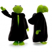 Disney Muppets Most Wanted 40cm Constantine Kermit Soft Plush Toy by Disney