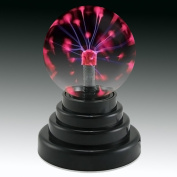 Voilio Plasma Ball Globe Usb or Battery Powered Novelty Gift Home Decoration