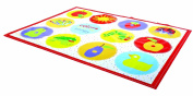 World of Eric Carle, Little Artist Floor Mat by Kids Preferred