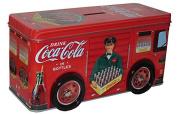 Coca Cola Truck Money Box