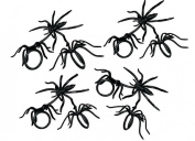 (Lot of 144) Spider Rings Halloween Party Favours Loot Trick-or-treat Giveaway