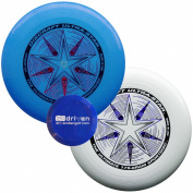 Discraft Ultra Star 2 Disc Ultimate Set + Mini Flyer