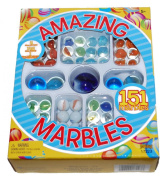 Amazing Marbles - 151 Marbles