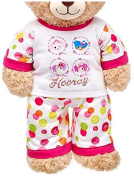 Build a Bear Lalaloopsy Hooray PJs 2 pc. Doll Teddy Size Clothing Outfit