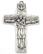 The Original Pope Francis Pectoral Cross - 10cm