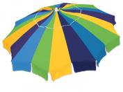 Rio Brands 2.1m Beach Ultimate Sun Umbrella