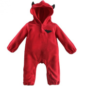 iEFiEL Baby Girls Winter Halloween Romper Jumpsuit Costume Outfit