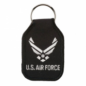 U.S. Air Force Embroidered Key Chains - Navy W01S41B