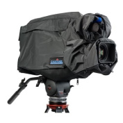 CamRade WetSuit Camcorder Rain Cover for Sony HXC 100 and HDW650P, Panasonic AG HPX 300, Sony PDW 500 / 700 / 800, Sony HDW 650