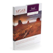 Moab Lasal Photo Matte, Double Sided, Bright White Archival Inkjet Paper, 235gsm, 33cm x 48cm , 50 Sheets