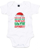 Loathe Entirely!, Printed Baby Grow