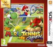 3DS Mario Tennis Open